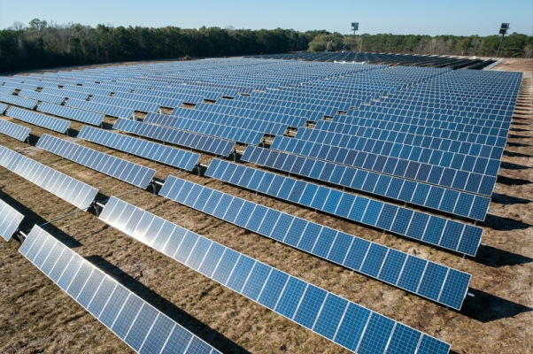 South Carolina solar projects
