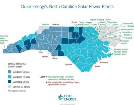 Duke Energy Solar NC