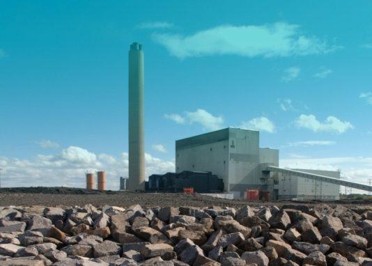 Lynemouth Power Station