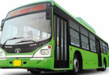 Tata Motors Starbus Electric 9m