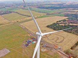 Siemens low wind prototype turbine