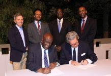 GE and Addis Ababa Institute of Technology Sign a MoU