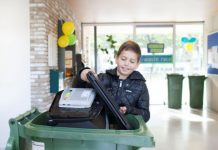 ASUS has e-waste recycling programs in 14 countries