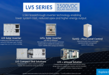 GE_LV5 Series Solar Inverters