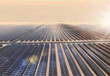 Solar Park 13MW Number 1 copyright DEWA