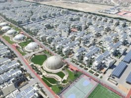 Sustainable City in Dubai