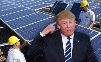 Trump and solar