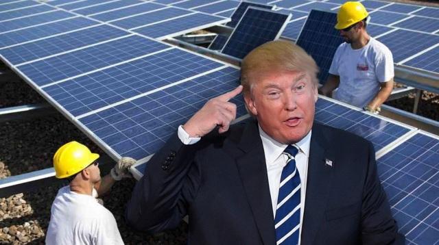 U.S. solar import tariff ruling to upset global markets