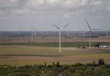 E.ON Bruenning's Breeze Wind Farm