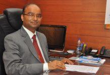 SJVNL chairman NL Sharma