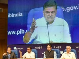 India power minister RK Singh