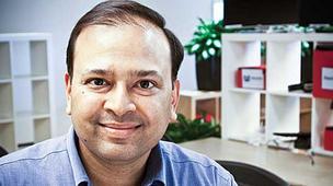 EnergySage CEO Vikram Aggarwal