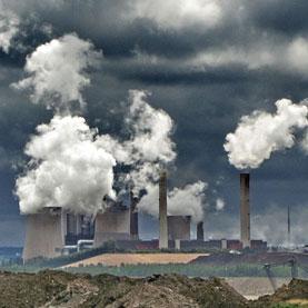 carbon dioxide pollution