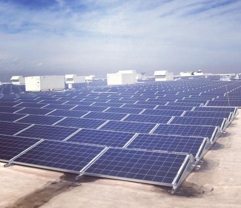IKEA solar rooftop