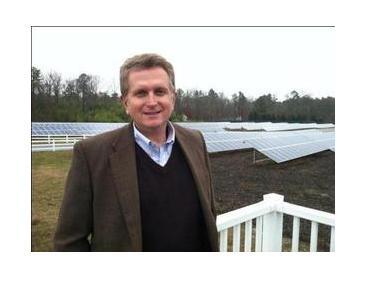 Markus Wilhelm, Strata Solar CEO