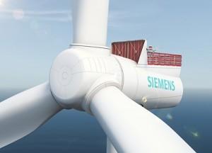 Typenzulassung für die direkt angetriebene D6 Windturbine von Siemens / Type approved: Siemens D6 direct-drive wind turbine