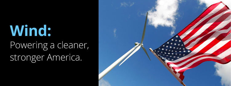 pic courtesy: American Wind Energy Council