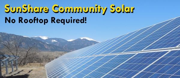 SunShare Community Solar