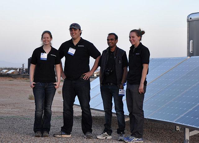USAID desal prize winners