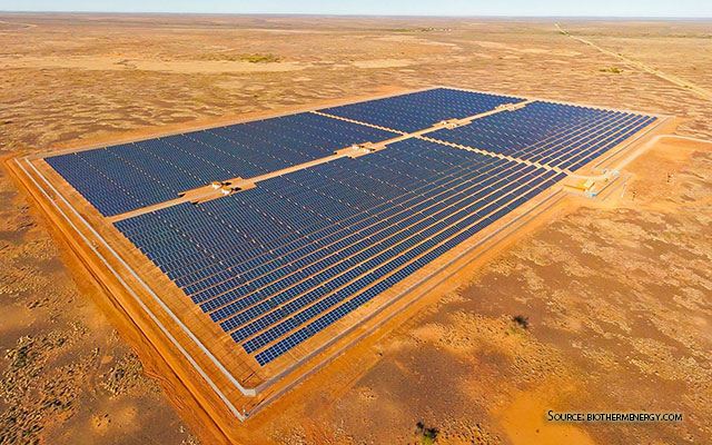 BioTherm solar project