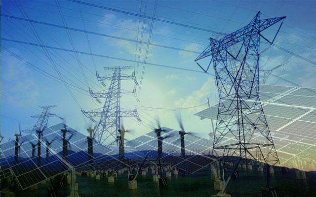 Clean energy grid India