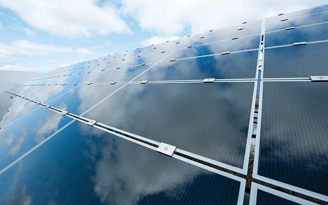 First Solar Thin Film module