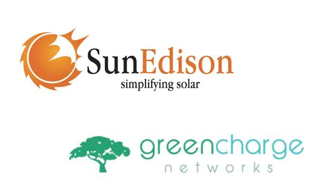SunEdison Green Charge Network