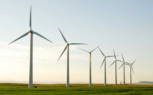 Brazil wind project