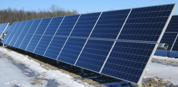 A solar project from RES Americas