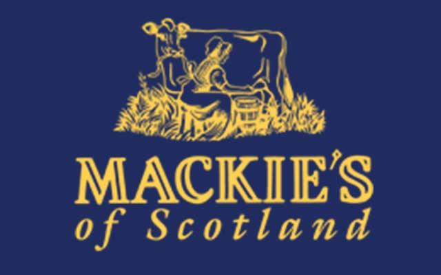 Mackie's logo