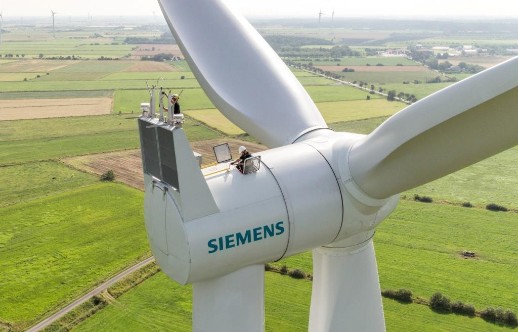 siemens signs turbine deal for arkona wind farm greentechlead. Black Bedroom Furniture Sets. Home Design Ideas