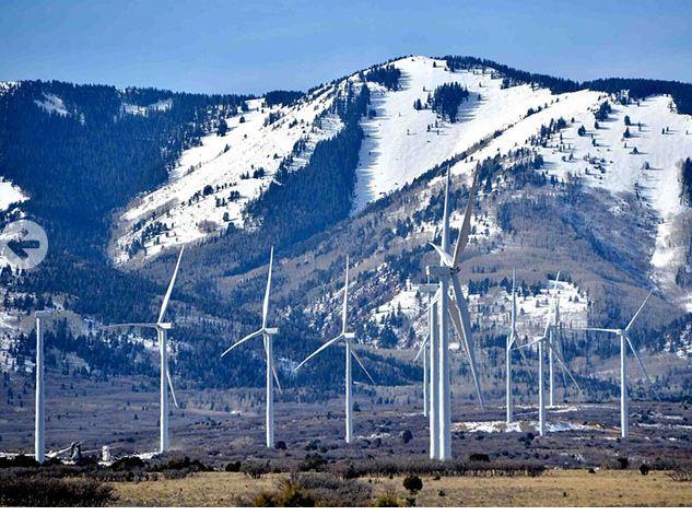 Latigo wind park