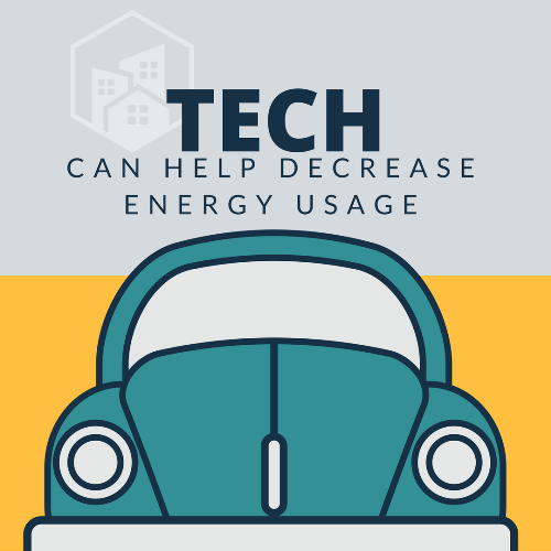tech to reduce energy usage