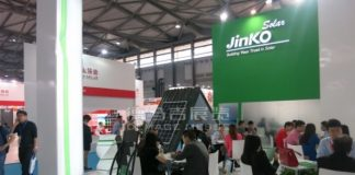 JinkoSolar in Asia