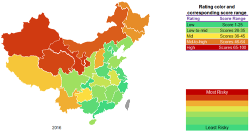 China overinvestment in energy