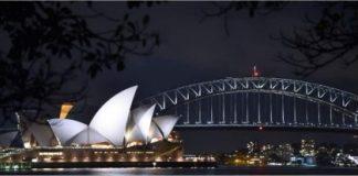 Earth Hour 2018 in Australia