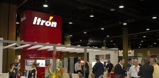 Itron for smart water meter