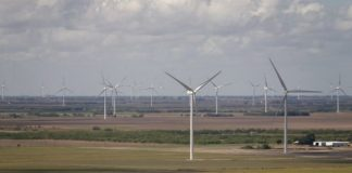 E.ON Bruenning's Breeze Wind Farm