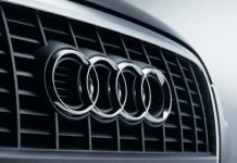 Audi e-vehicle