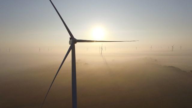 E.ON Radford's Run Wind Farm