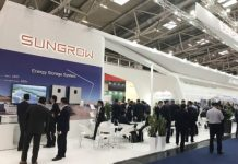 Sungrow at Intersolar Europe 2018