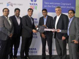 Tata Motors Tigor Electric Vehicles