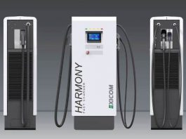 Harmony Charger from Exicom