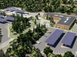 SunPower Helix solar project