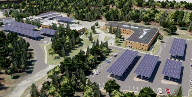 SunPower Helix solar project