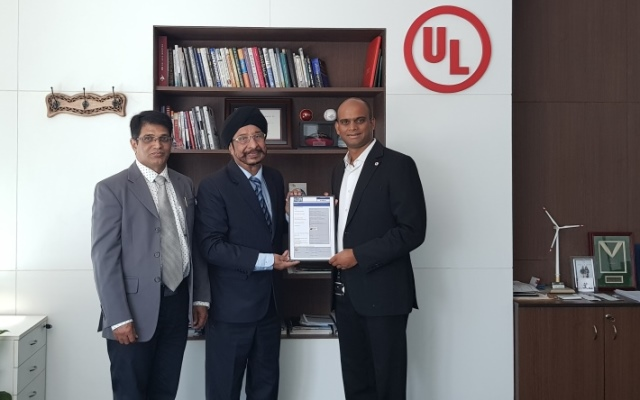 Premier Solar UL certification