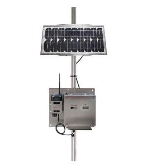 RAE Systems offers uninterrupted solar-powered wireless gas detection solution
