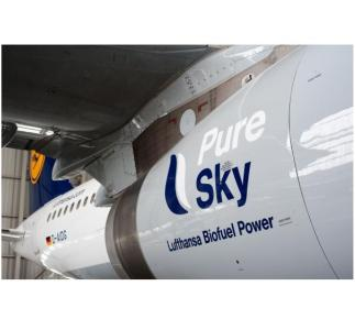 Airlines can count biofuel as zero-emission fuel for green house gas emission reports