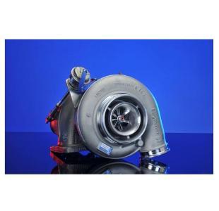 BorgWarner offers Turbochargers to Daimler trucks for Euro VI heavy-duty engine