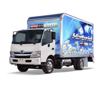 Hino Trucks recognized with \